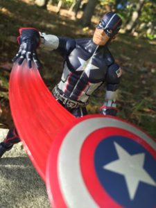 Marvel Legends Secret War Captain America Review