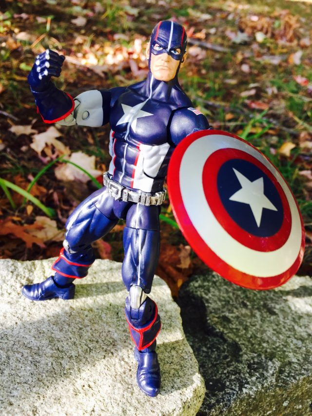 Marvel Legends 2016 Secret Wars Captain America Action Figure