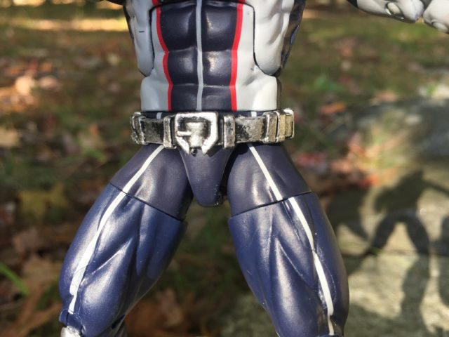 Secret War Captain America Marvel Legends Figure Belt