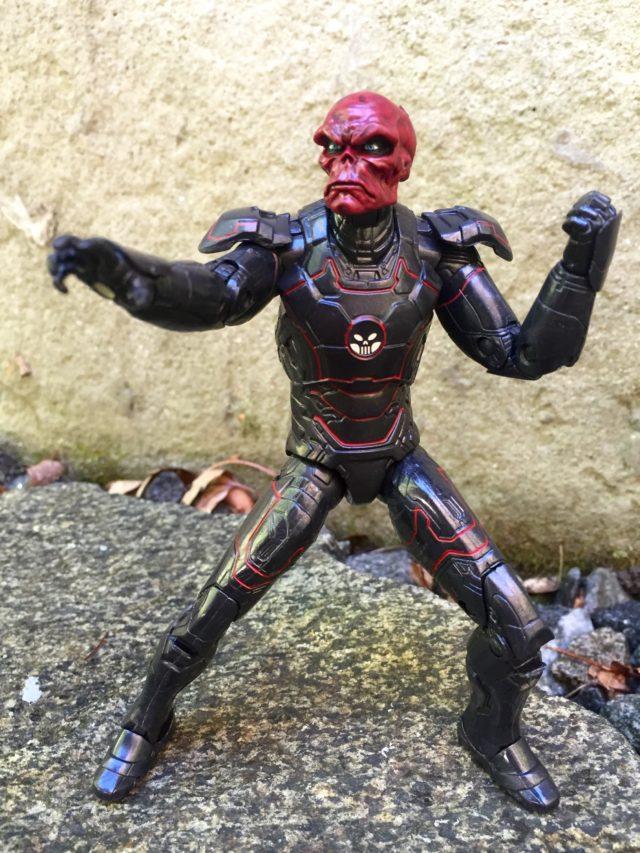 "Captain America Legends Iron Skull 6"" Figure"