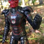 Marvel Legends Iron Skull Red Skull Review & Photos