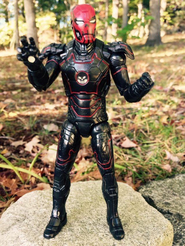 "Captain America Marvel Legends Iron Skull 6"" Figure"