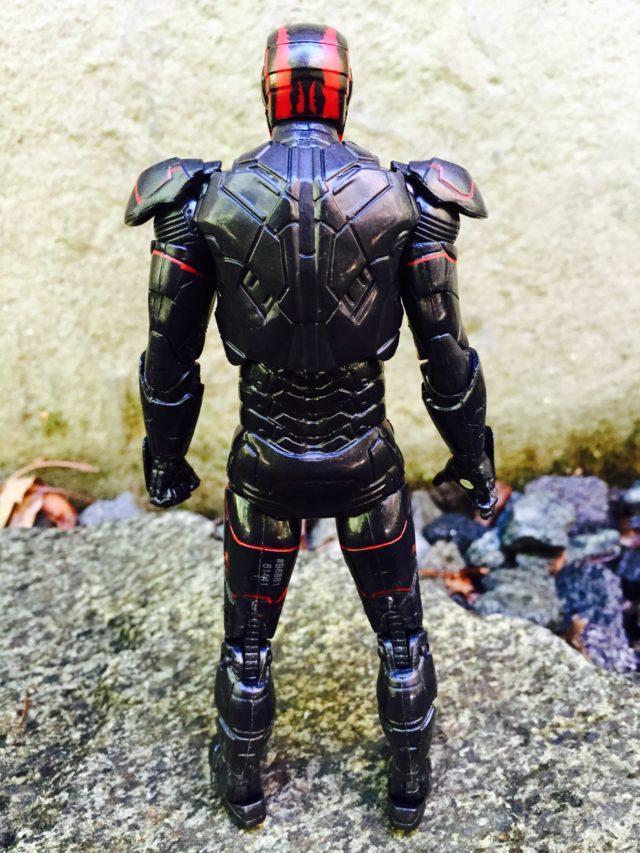 "Marvel Legends 2016 6"" Iron Skull Figure Back"