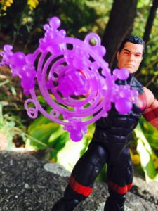 Marvel Legends Abomination Series Wonder Man Energy Effects Accessories