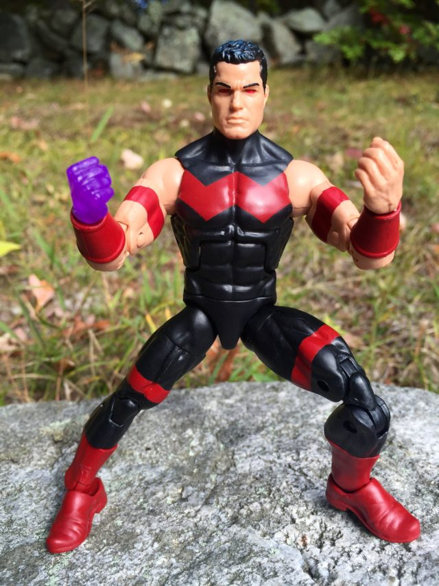 Hasbro Wonder Man Marvel Legends Figure with Alternate Hands