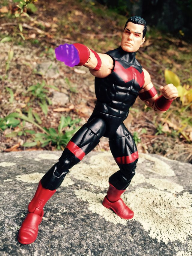 Hasbro 2016 Marvel Legends Wonder Man Simon Williams Six Inch Figure