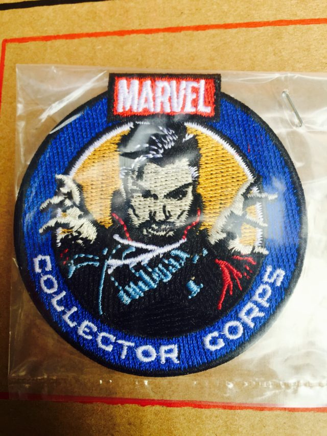 Collector Corps Doctor Strange Patch