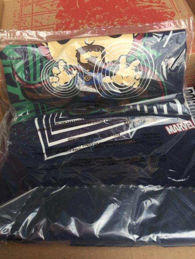 Folded MCC Doctor Strange T-Shirt
