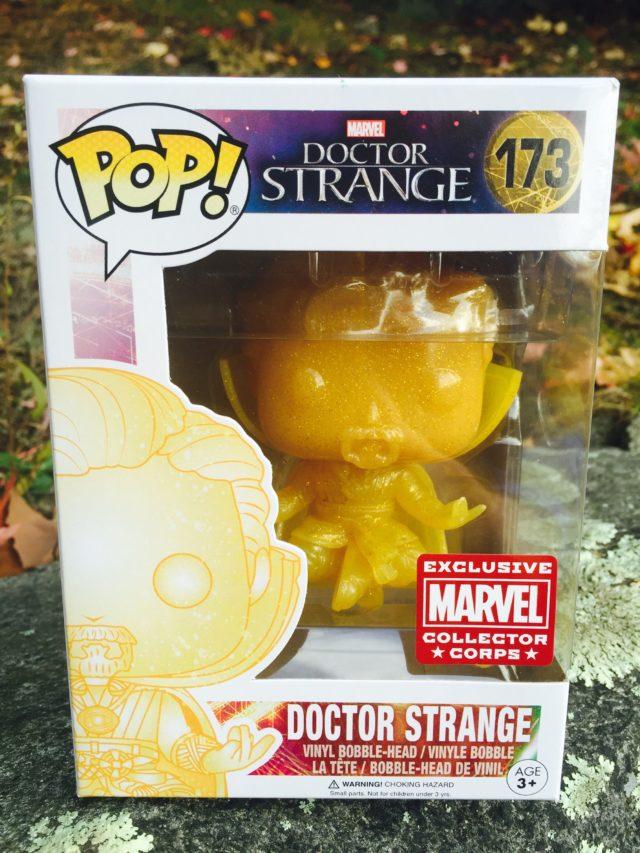 Funko Doctor Strange Levitating POP Vinyl Box