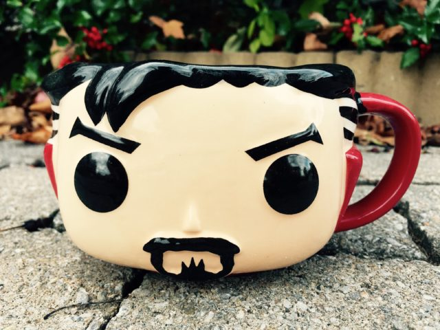 Marvel Collector Corps Doctor Strange Mug Front
