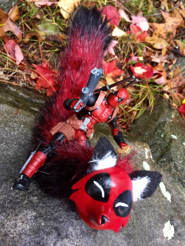 Marvel Legends Deadpool Review