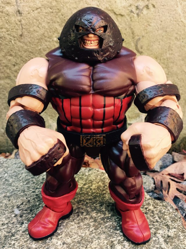X-Men Legends Juggernaut BAF Review