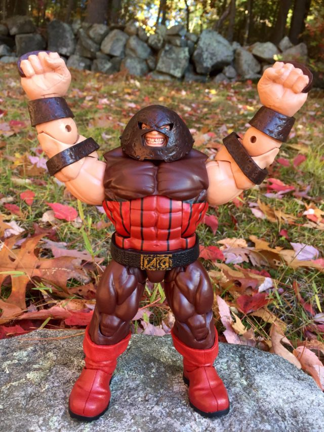 Juggernaut Marvel Legends X-Men Wave 1 Figure