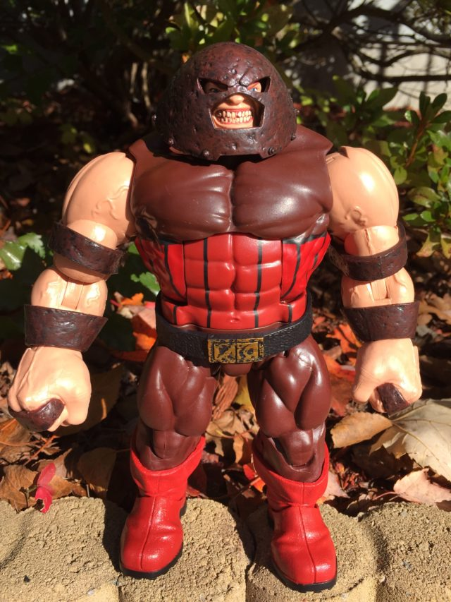 Juggernaut X-Men Legends 2016 Action Figure