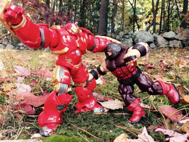 Hulkbuster Iron Man vs. Juggernaut Hasbro Marvel Legends