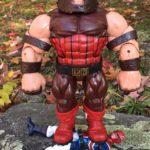 Marvel Legends Juggernaut Build-A-Figure Review (X-Men)