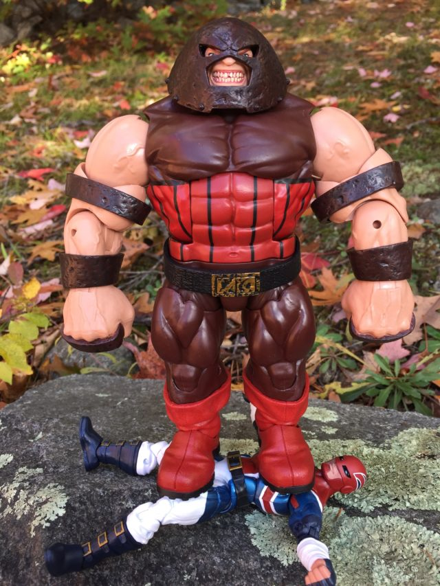 Review Juggernaut Marvel Legends Figure Hasbro 2016