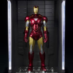 SH Figuarts Iron Man Mark 6 Figure & Hall of Armor in the US!