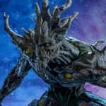 Sideshow Exclusive Rocket & Groot Premium Format Statues!