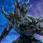 Sideshow Exclusive Rocket & Groot Premium Format Statues!