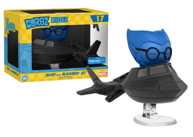 walmart-exclusive-dorbz-x-men-beast-with-blackbird-jet