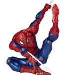 Revoltech Spider-Man Hi-Res Photos & Order Info!