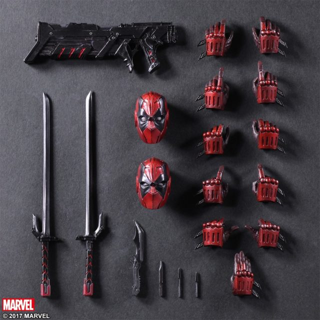 accessories-and-alternate-heads-for-deadpool-play-arts-kai-variant-figure