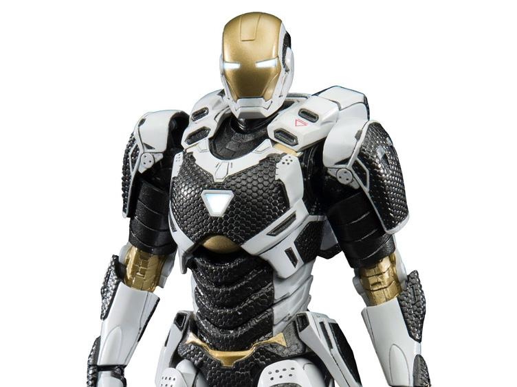"""Comicave Studios Starboost Iron Man 6"""" Figure Cancelled ..."""
