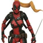 Marvel Select Lady Deadpool Figure & Headpool Revealed!