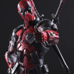 Play Arts Kai Deadpool Figure Official Photos & Order Info!