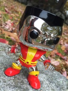 Funko Colossus Chrome POP Vinyls Figure Comikaze