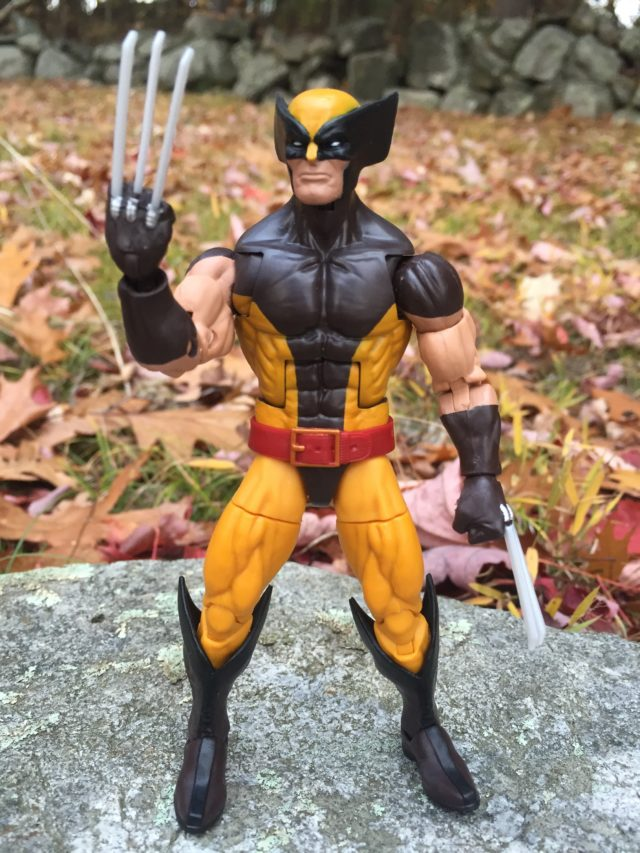 Marvel Legends X-Men Wave 1 Wolverine Figure Claws