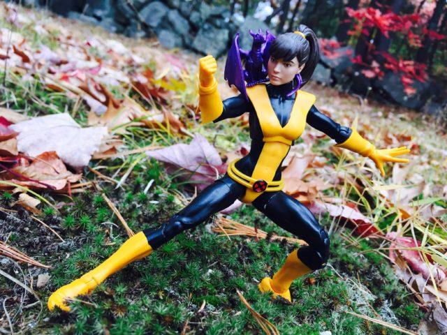 X-Men Legends Kitty Pryde Figure Review