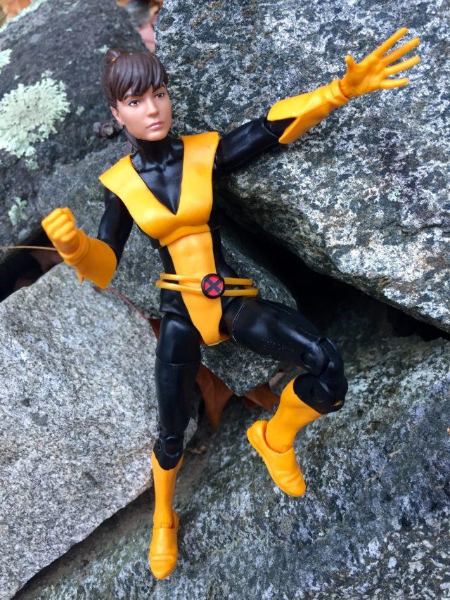 Kitty Pryde X-Men Legends Figure Review