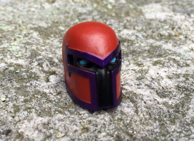 Marvel Legends X-Men Onslaught Head with Kitty Pryde