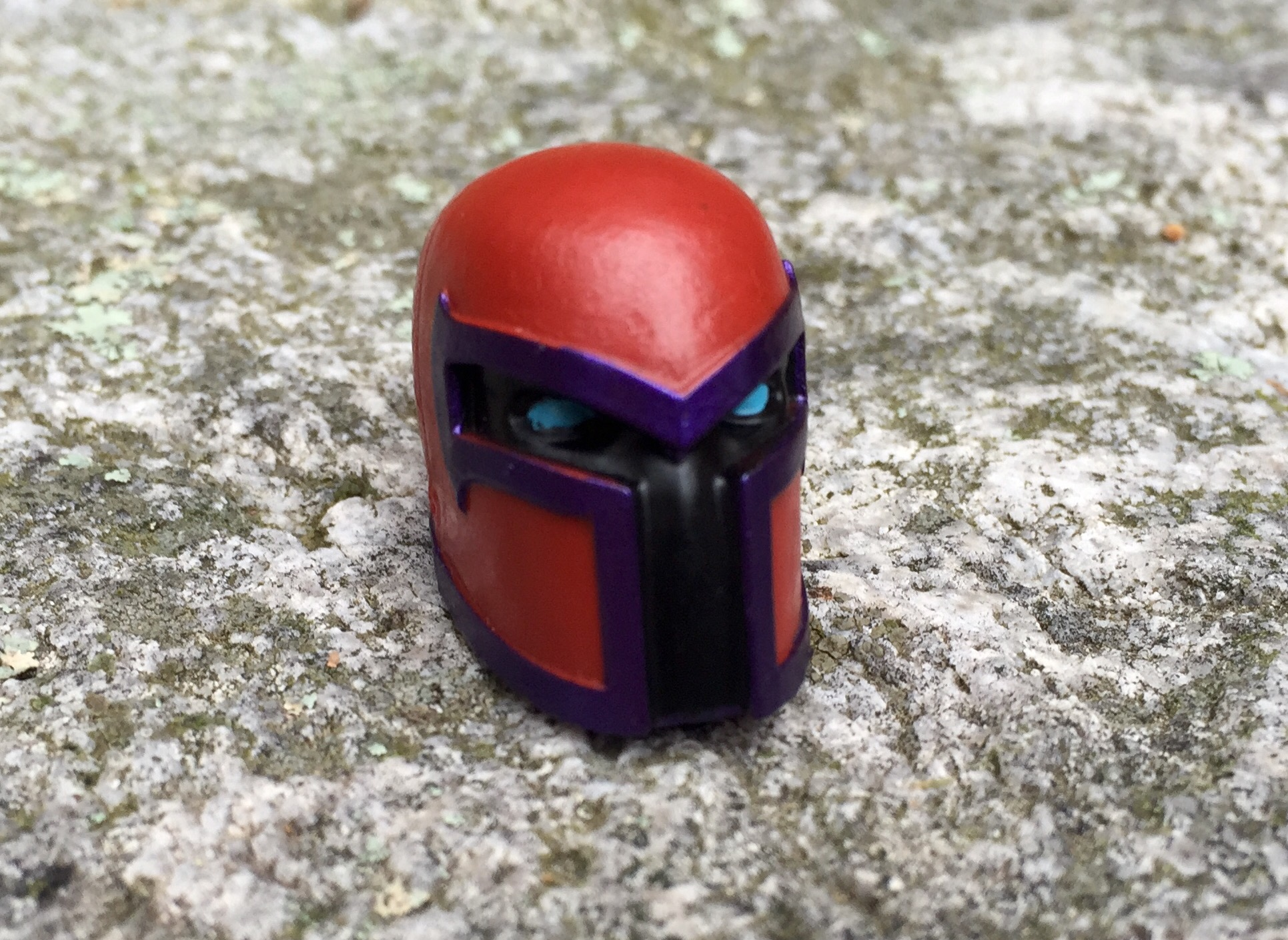 Kitty Pryde Marvel Legends Onslaught BAF Magneto Head