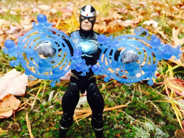 "Marvel Legends Havok 6"" Figure Effects Pieces"
