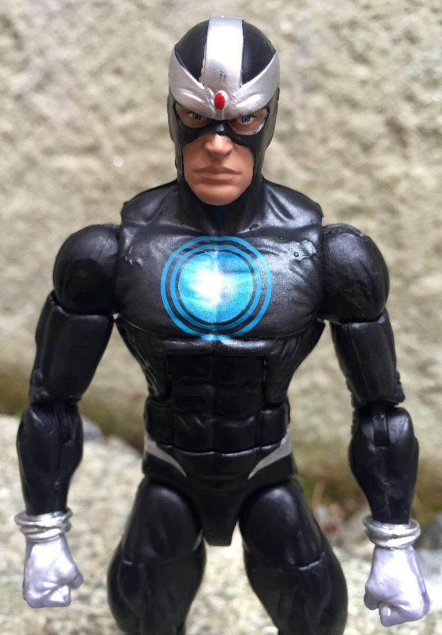 Uncanny Avengers Havok Action Figure Chest Symbol Circles