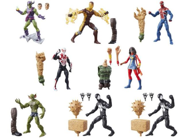 marvel-legends-spider-man-2017-wave-1-sandman-series-figures
