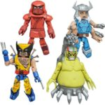 Gwenpool Statue & Marvel Minimates Wave 72 Up for Order! MOJO!