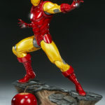 Sideshow EXCLUSIVE Classic Iron Man Statue Up for Order!