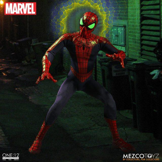 spider-man-mezco-figure-spider-sense-tingling