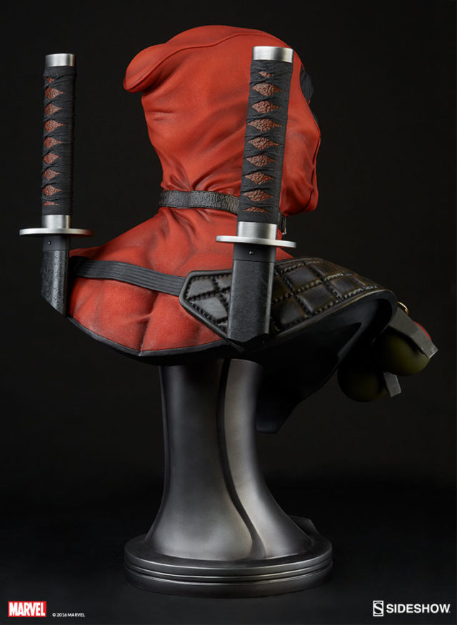 back-of-life-size-deadpool-bust