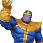 Diamond Select Marvel Premier Collection Thanos Statue!