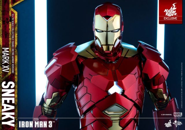 close-up-of-hot-toys-sneaky-iron-man-retro-exclusive-chrome-version