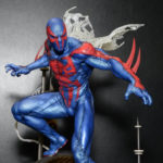 Prime 1 Studios Spider-Man 2099 & Anti-Venom Statues Revealed!