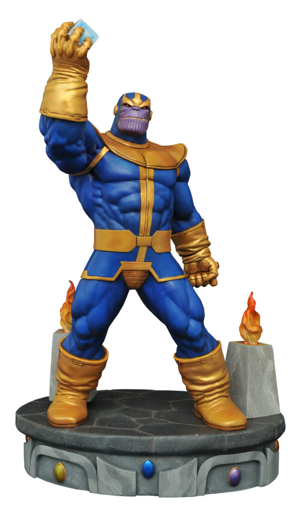 diamond-select-toys-thanos-statue-marvel-premier-collection