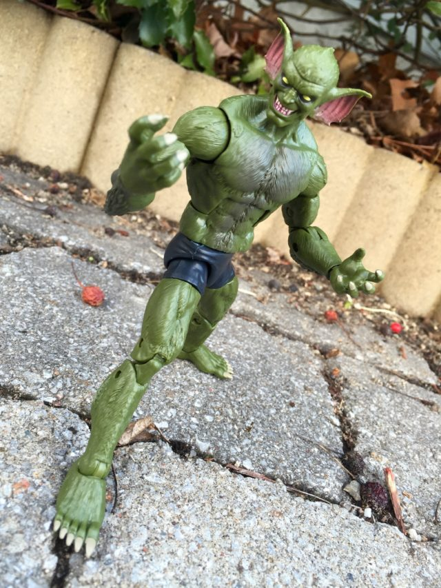 2017 Marvel Legends Jackal Review