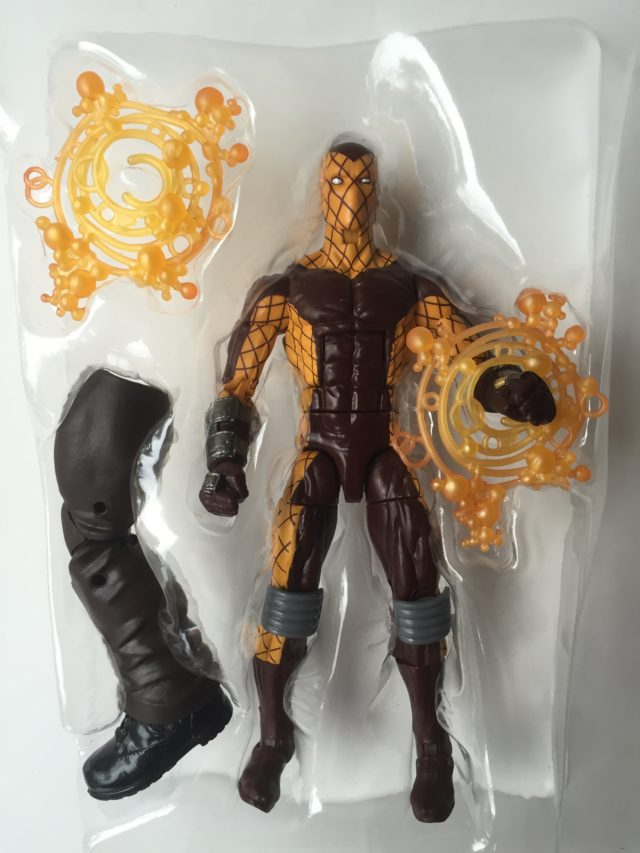 Marvel Legends 2017 Shocker Figure and Accessories