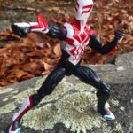 2017 Marvel Legends Spider-Man 2099 Figure Review & Photos